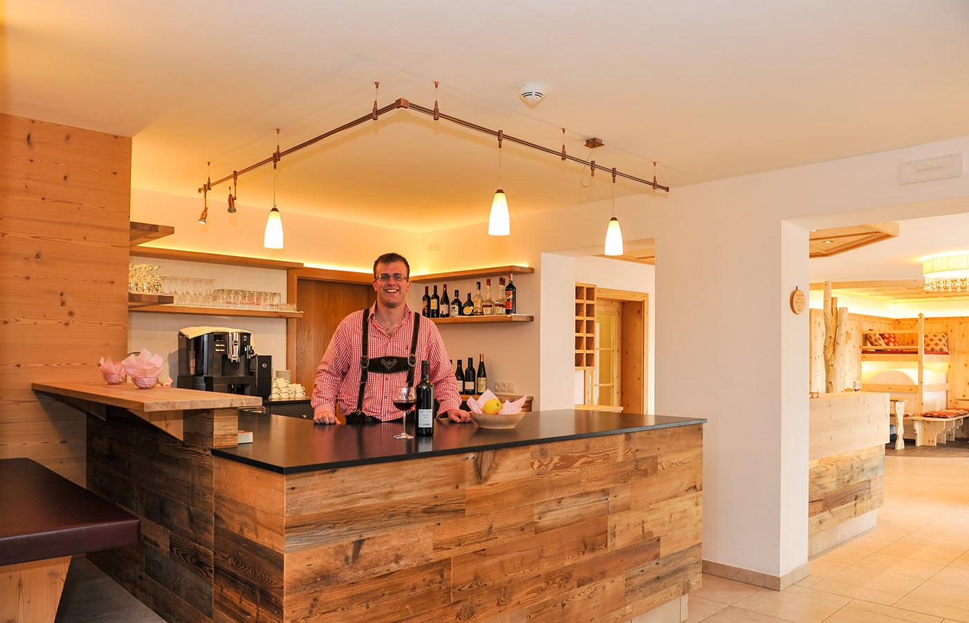 Pension Mühlbach Brunnerhof: Nachhaltige Küche