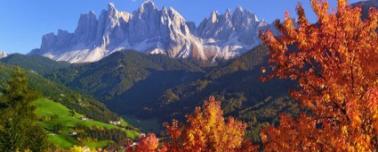 Großer Urlaub im Herbst zum kleinen Preis
